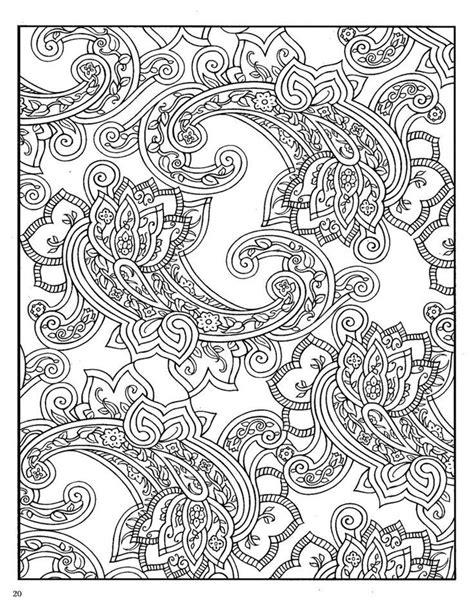 coloring pages of animals with designs paisley design coloring pages az coloring pages
