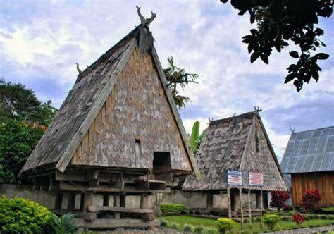 rumah tambi rumah adat sulawesi tengah kebudayaan
