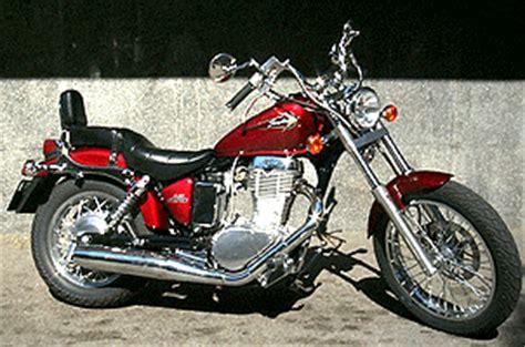 Suzuki Intruder 650 Motocykle Domeczek