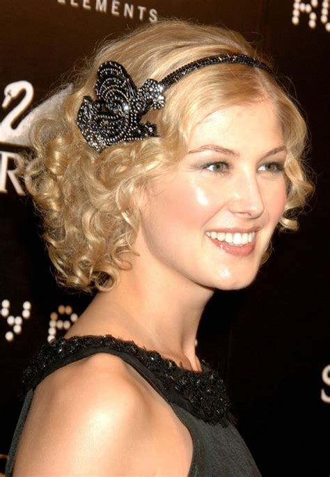 curly hairstyles headbands short curly hairstyle with headband elle hairstyles