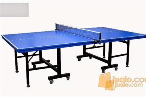 Meja Ping Pong Hurricane meja ping pong dengan merk butterfly jualo