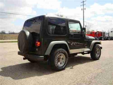 1998 Jeep Wrangler Top Buy Used 1998 Jeep Wrangler Soft Tops In Wayland