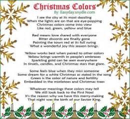 Christmas poems 2016 easyday