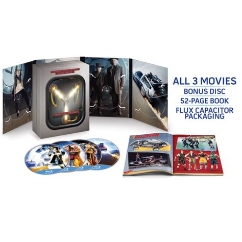 back to the future flux capacitor box set back to the future flux capacitor boxset zavvi