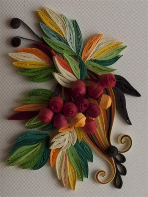Make Paper Quilling Designs - creative paper quilling patterns by neli chilli