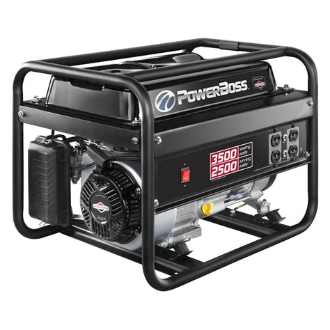 briggs stratton 174 powerboss portable generator