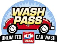 unlimited wash pass