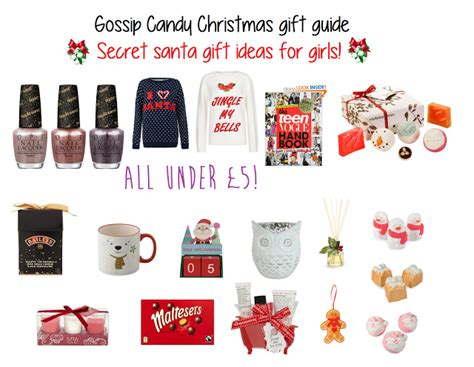 secret ideas gift ideas for or by secret santa
