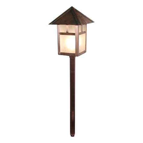 Total Outdoor Lighting Landscape Lighting Low Voltage Lantern Path Light