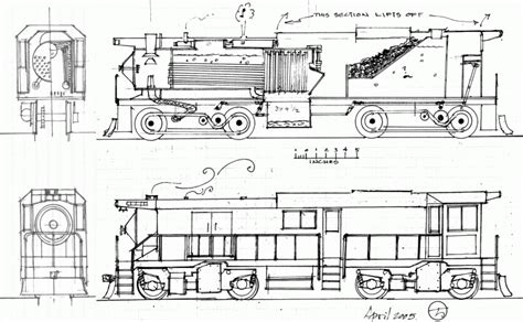 steam locomotive cab diagram proposed 3 1 2 quot b b modern steam locomotive