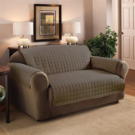 Quality Slipcovers Luxury Quality Microfiber Pet Sofa Furniture Protector