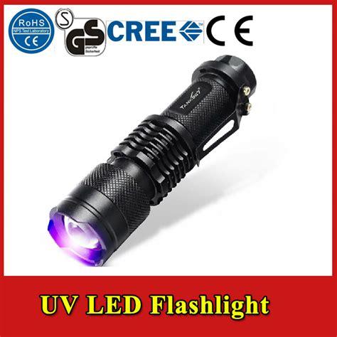 Mini Senter Led Ultraviolet 395nm Black Light Led Uv Flashlight Mini Ultraviolet Rays Torches Light Cree Light Uv 395nm L Free