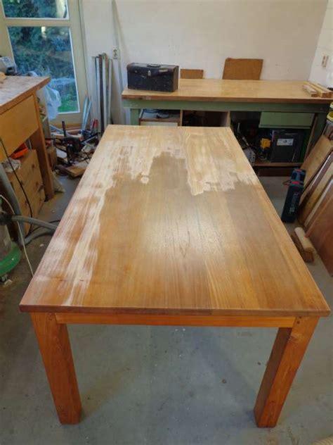 houten tafelblad opknappen eiken tafel verven ook de donker eiken minisetjes zijn