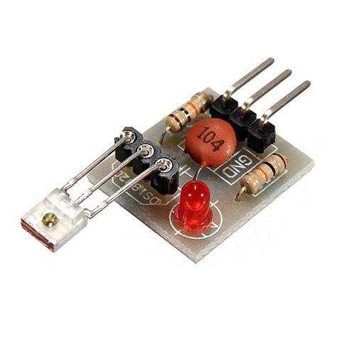 Laser Receiver Module 5pcs laser receiver non modulator sensor module for