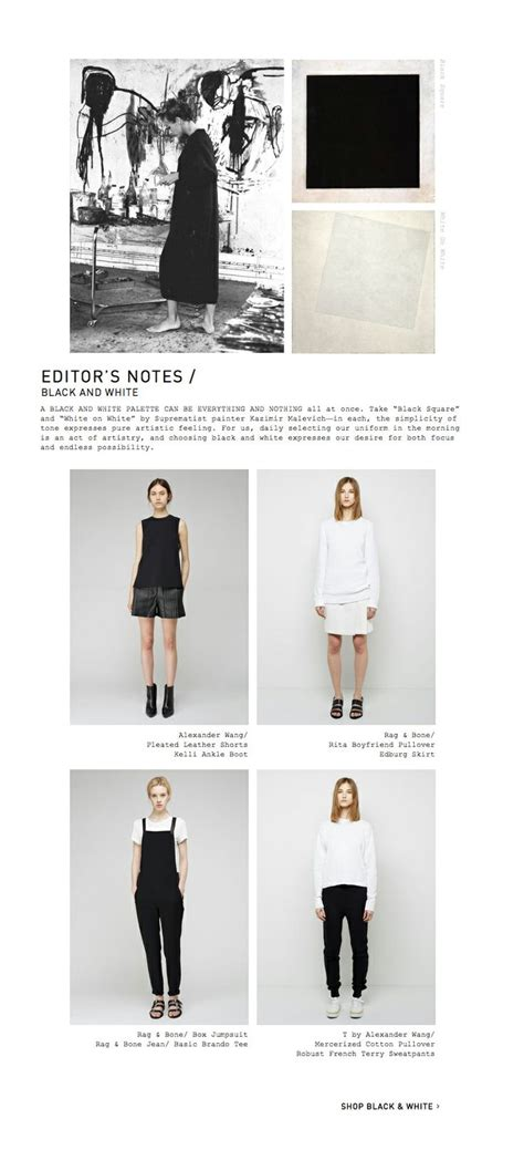 lookbook layout inspiration inspiration web page layouts pinterest inspiration