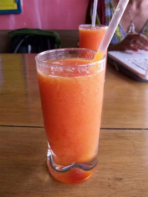 Papaya Detox Drink by Easy Detoxification Drinks