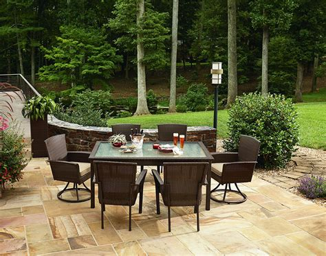 Patio Sears Outlet Patio Furniture For Best Outdoor Clearance Patio Dining Sets