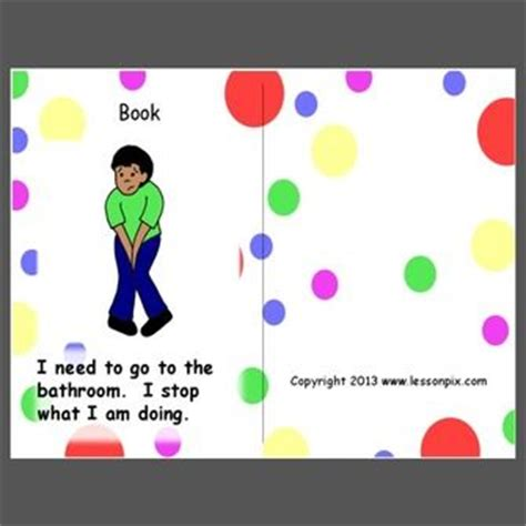 going to the bathroom social story going to the bathroom social stories pinterest the o