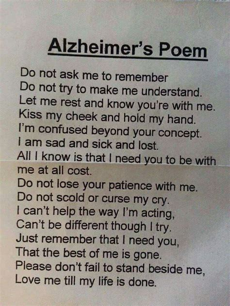 along the way thoughts on loss and caregiving books 17 best ideas about alzheimers poem on