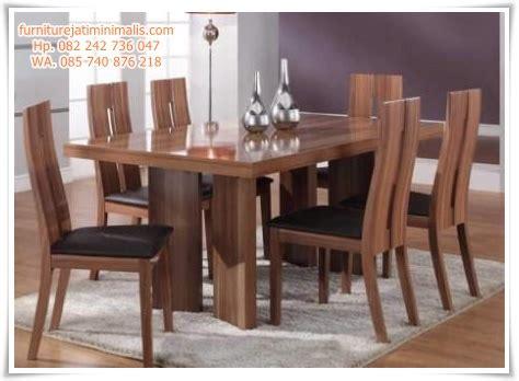 Meja Makan Semarang kursi meja makan minimalis elegan murah kursi meja makan