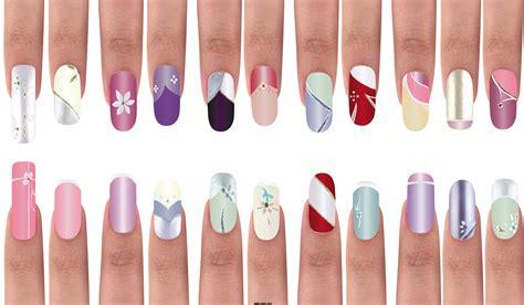imagenes de uñas decoradas para toda ocasion u 241 as con dise 241 os de cat 225 logo de u 241 as u 241 as decoradas