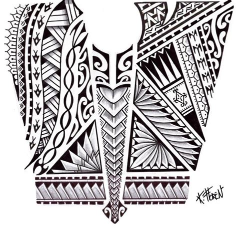 pattern tattoo tribal polynesian designs and patterns beautiful design for