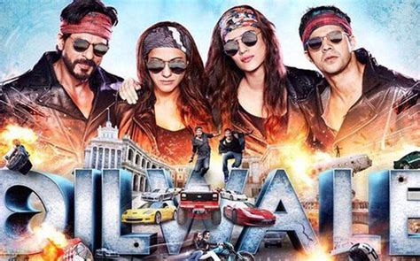 film india dilwale dilwale box office collection shah rukh kajol s film has