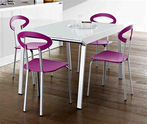 Modern Kitchen Chairs | convenient seating ideas with attractive modern kitchen