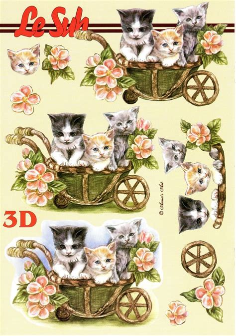 3d sheets for card 2746 best images about 3 d decoupage on