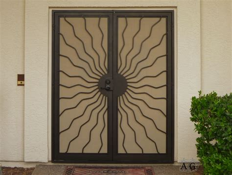 doors for home 5 faqs on home security security doors for home allied gate co