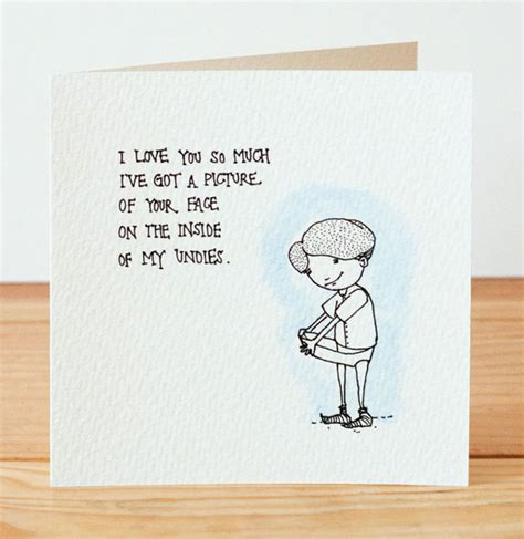 i loved you for days card template 24 cards for couples with a twisted sense of
