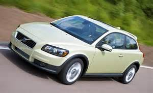 Volvo C30 2008 Car And Driver
