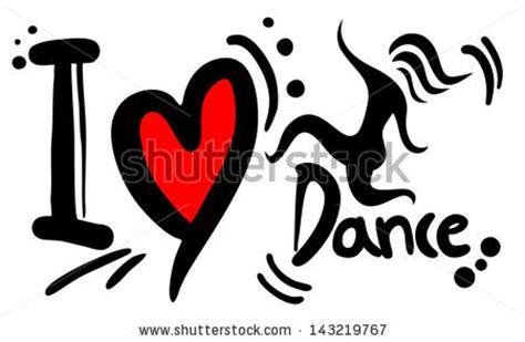 imagenes i love gym love dance ilustraci 243 n vectorial en stock 143219767