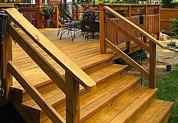 small deck stairs designs deck stair design