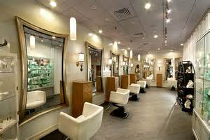 how to decorate a small salon modern mirror for salon to attract customers