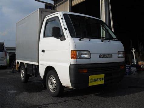suzuki box truck 1998 suzuki import a jdm carry mini box truck rsmc rhd