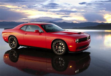dodge challenger srt hellcat revealed chrysler s most
