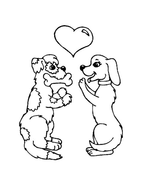 puppy coloring page free coloring pages of