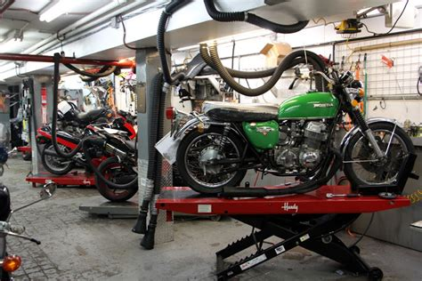 Honda Service Department by Service Department Cycle Therapy New York