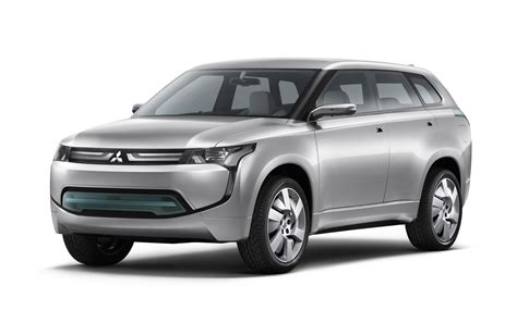 mitsubishi suv 2013 mitsubishi set to launch in hybrid suv in 2013