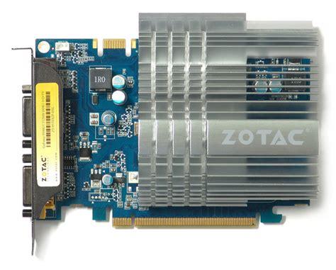 Vga Zotac Geforce 9500gt zotac unleashes silent geforce 9500 gt techpowerup