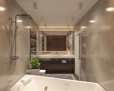 Modern Marvels Bathroom Tech Modern Bath Interior Design Ideas
