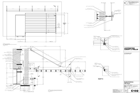 awning construction details trellis and canopies on pinterest