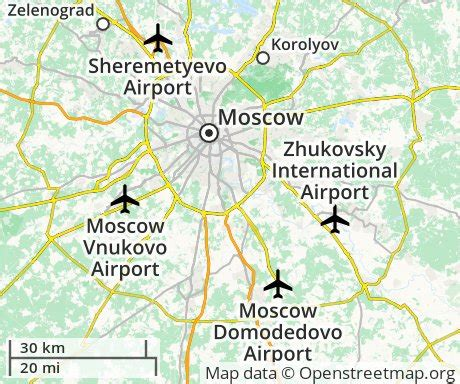 russia map airports cheap flights to moscow russia euroflights info