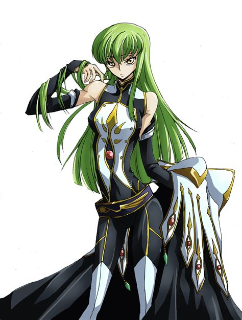 C Anime Characters by Code Geass Id 84281 Abyss