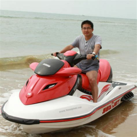 Wasser Motorrad by Water Motorcycle From China Manufacturer Hison Motorboat