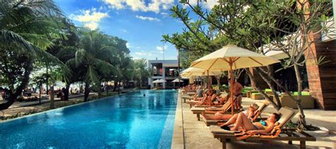 headquarters hq beach club kuta bali