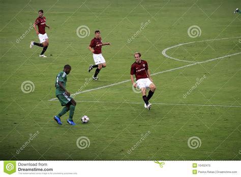 libro the uefa european football uefa chions league football editorial image image 10432475