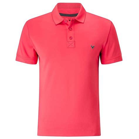 7 Golf Shirts For by Callaway Golf 2016 Opri Dri X Range Solid Polo Ii Mens