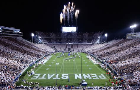 penn state football student section top 10 pics of beautiful beaver stadium
